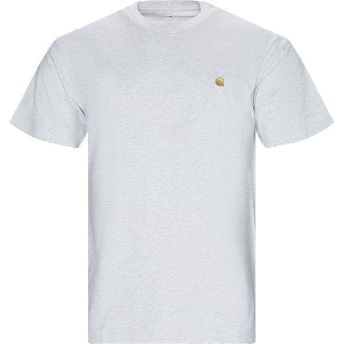 S/S Chase Tee - T-shirts - Regular - Grå